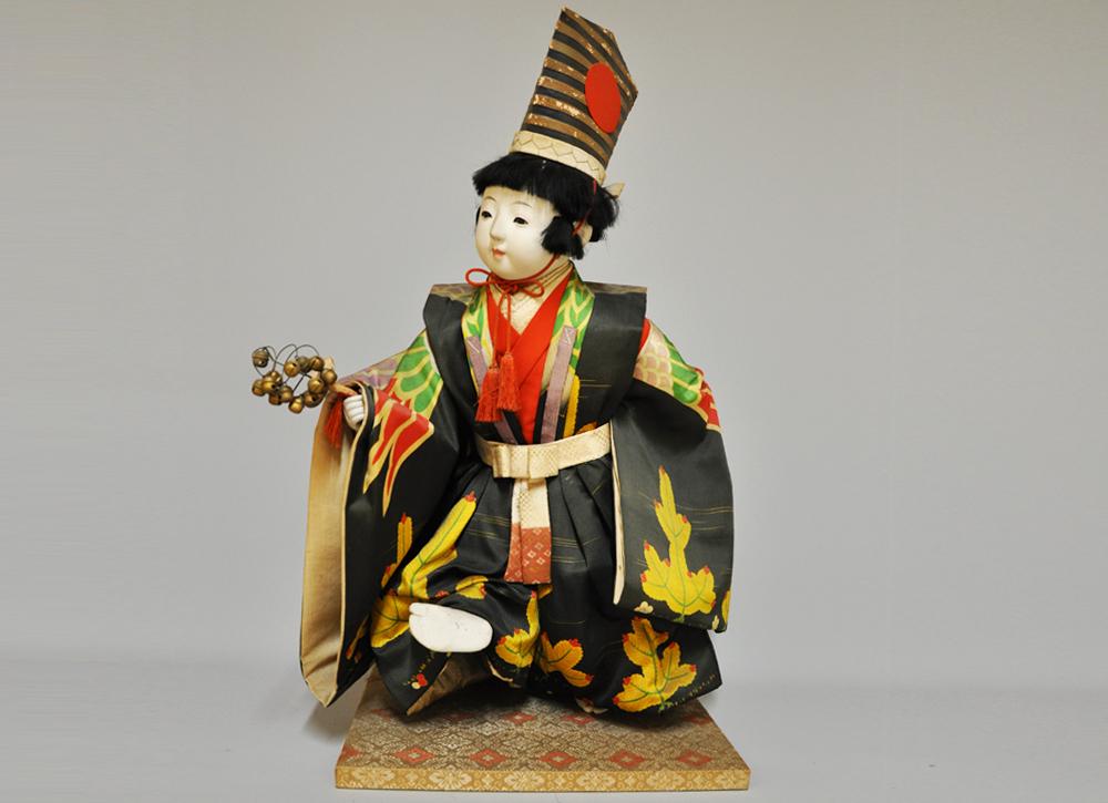 京都旧百々御所宝鏡寺-人形寺-三番叟